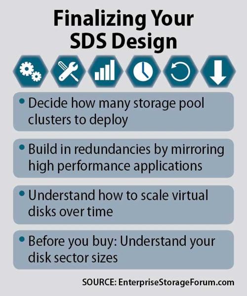 sds design, finalize your sds