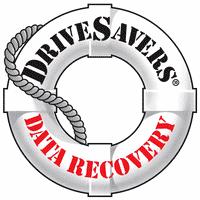 DriveSavers logo.