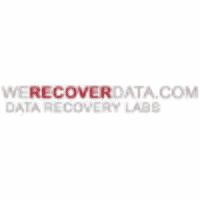 WeRecoverData logo.