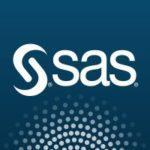 SAS logo.